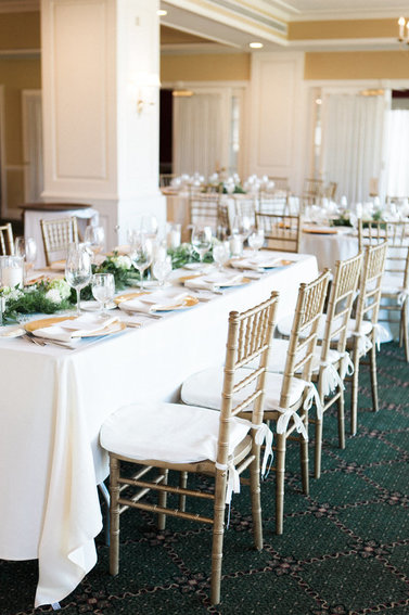 elegant gold and turquoise wedding by double g events