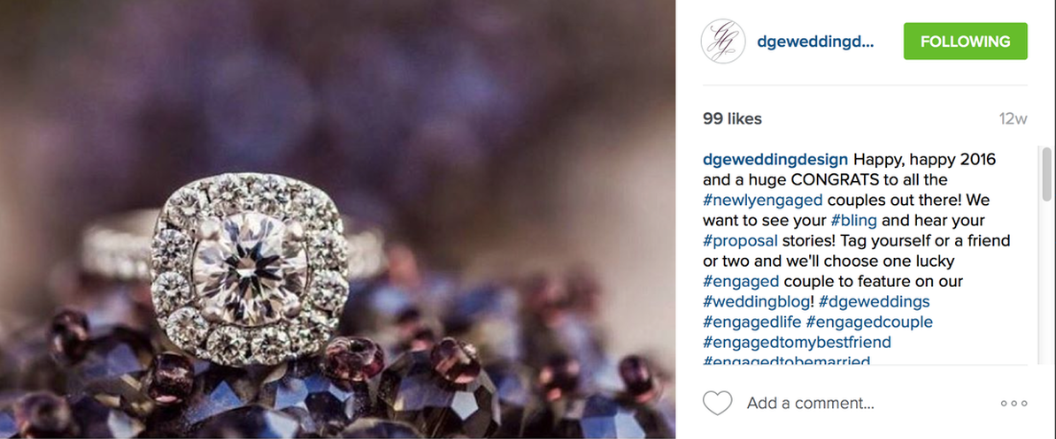 Instagram Post Engagement and Call-to-Action