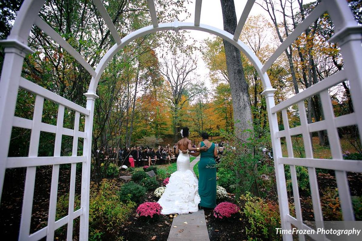 Greenwich CT Wedding Ceremony