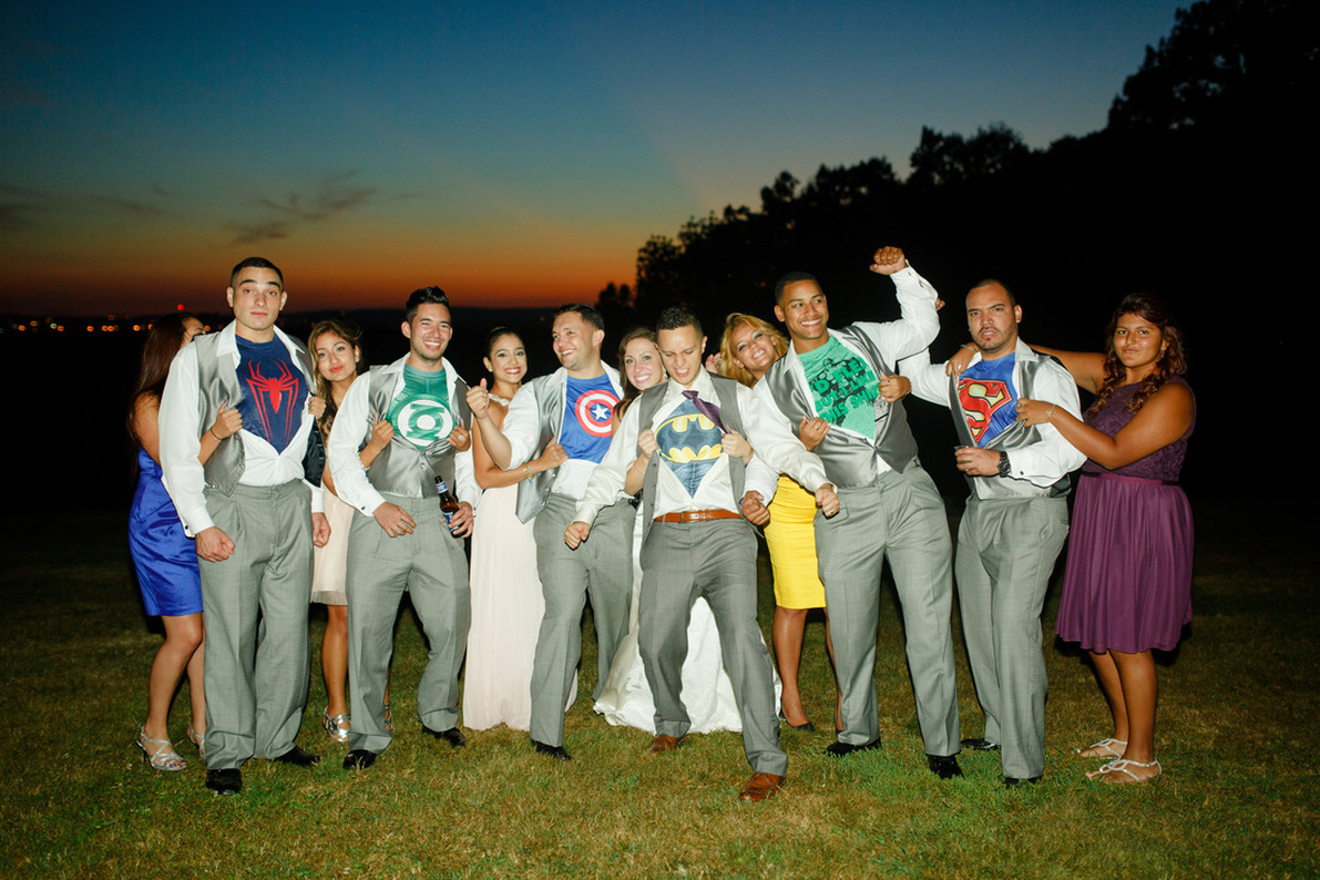 CT Bridal Party