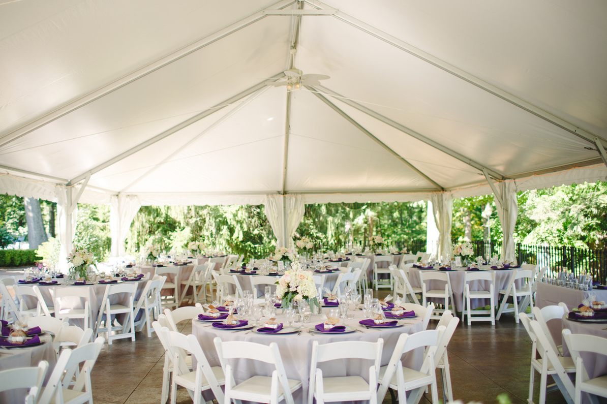 Tented CT Wedding