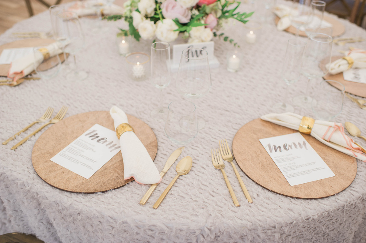 CT Wedding Tablescape