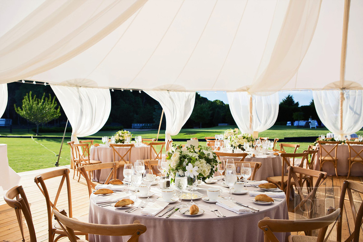 Wedding Tent Drapery Design