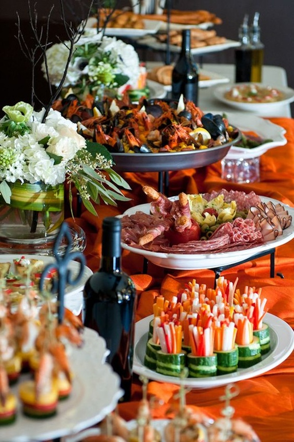 Cultural Wedding Foods